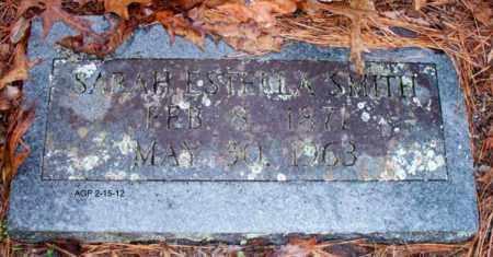 SMITH, SARAH ESTELLA - Polk County, Arkansas | SARAH ESTELLA SMITH - Arkansas Gravestone Photos