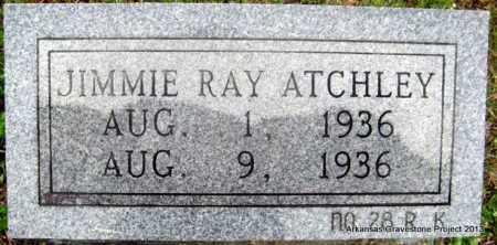 ATCHLEY, JIMMIE RAY - Polk County, Arkansas | JIMMIE RAY ATCHLEY - Arkansas Gravestone Photos