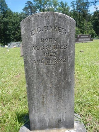 BAKER, ENGLISH CALVIN - Polk County, Arkansas   ENGLISH CALVIN BAKER - Arkansas Gravestone Photos