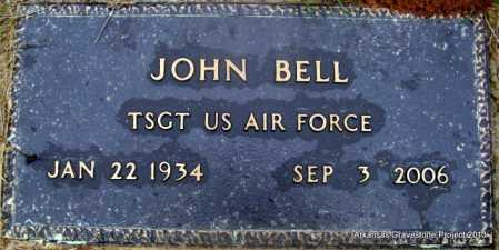 BELL (VETERAN), JOHN K - Polk County, Arkansas | JOHN K BELL (VETERAN) - Arkansas Gravestone Photos