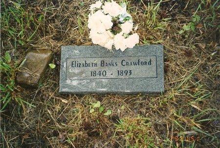 CRAWFORD, ELIZABETH - Polk County, Arkansas | ELIZABETH CRAWFORD - Arkansas Gravestone Photos