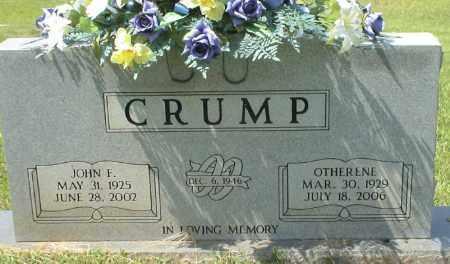 SPENCE CRUMP, OTHERENE - Polk County, Arkansas | OTHERENE SPENCE CRUMP - Arkansas Gravestone Photos