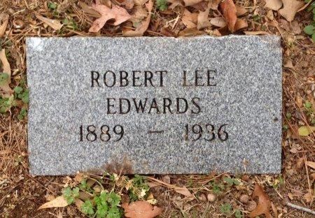 EDWARDS, ROBERT LEE - Polk County, Arkansas | ROBERT LEE EDWARDS - Arkansas Gravestone Photos