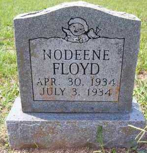 FLOYD, NODEENE - Polk County, Arkansas | NODEENE FLOYD - Arkansas Gravestone Photos