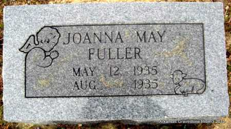 FULLER, JOANNA MAY - Polk County, Arkansas | JOANNA MAY FULLER - Arkansas Gravestone Photos