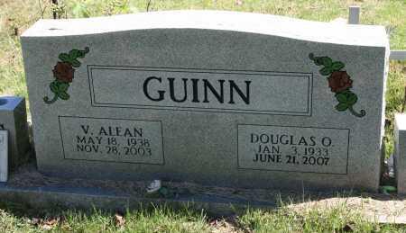 GUINN, V. ALEAN - Polk County, Arkansas | V. ALEAN GUINN - Arkansas Gravestone Photos