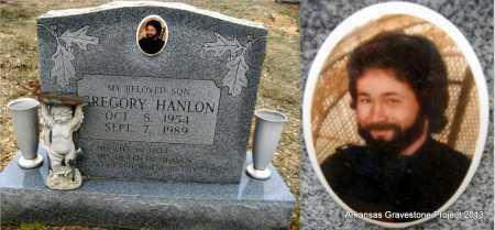 HANLON, GREGORY - Polk County, Arkansas | GREGORY HANLON - Arkansas Gravestone Photos