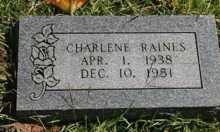 HARRIS, CHARLENE - Polk County, Arkansas   CHARLENE HARRIS - Arkansas Gravestone Photos