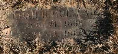 HOLLAND, NOAH H. - Polk County, Arkansas | NOAH H. HOLLAND - Arkansas Gravestone Photos