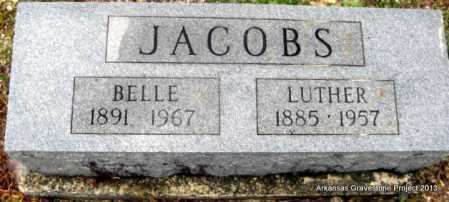 JACOBS, MAY BELLE - Polk County, Arkansas | MAY BELLE JACOBS - Arkansas Gravestone Photos
