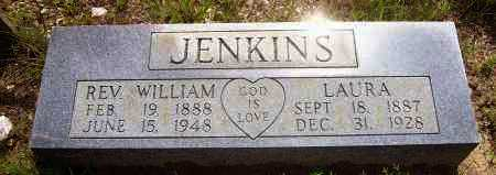JENKINS, WILLIAM, REV - Polk County, Arkansas | WILLIAM, REV JENKINS - Arkansas Gravestone Photos