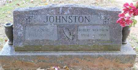 JOHNSTON, ILA MAE - Polk County, Arkansas | ILA MAE JOHNSTON - Arkansas Gravestone Photos
