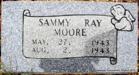 MOORE, SAMMY RAY - Polk County, Arkansas | SAMMY RAY MOORE - Arkansas Gravestone Photos