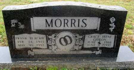 MORRIS, GRACE IRENE - Polk County, Arkansas   GRACE IRENE MORRIS - Arkansas Gravestone Photos
