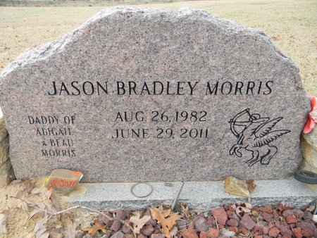 MORRIS, JASON BRADLEY - Polk County, Arkansas | JASON BRADLEY MORRIS - Arkansas Gravestone Photos