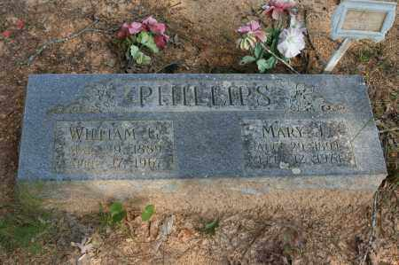 PHILLIPS, WILLIAM G. - Polk County, Arkansas   WILLIAM G. PHILLIPS - Arkansas Gravestone Photos