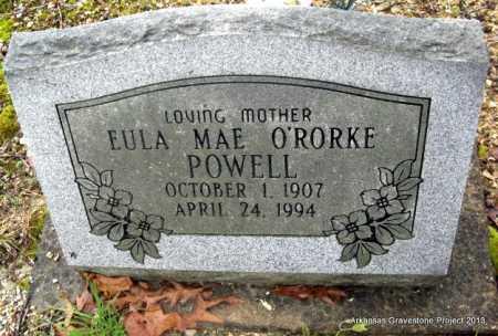 POWELL, EULA MAE - Polk County, Arkansas | EULA MAE POWELL - Arkansas Gravestone Photos