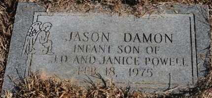 POWELL, JASON DAMON - Polk County, Arkansas   JASON DAMON POWELL - Arkansas Gravestone Photos