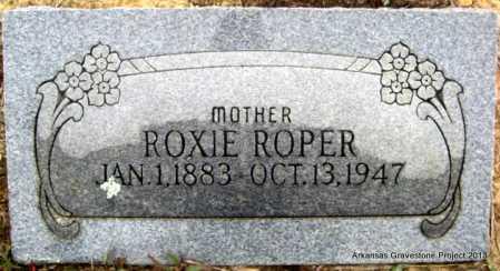 ROPER, ROXIE ANN - Polk County, Arkansas | ROXIE ANN ROPER - Arkansas Gravestone Photos