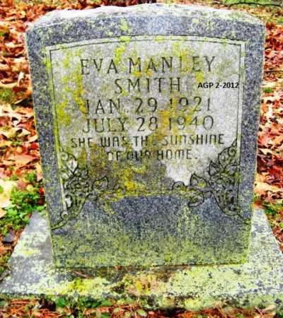 SMITH, EVA - Polk County, Arkansas | EVA SMITH - Arkansas Gravestone Photos