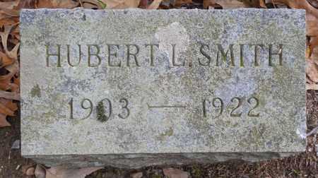 SMITH, HUBERT L - Polk County, Arkansas   HUBERT L SMITH - Arkansas Gravestone Photos
