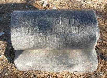 SMITH, J C - Polk County, Arkansas | J C SMITH - Arkansas Gravestone Photos