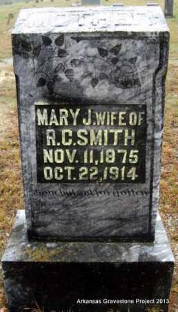 SMITH, MARY J - Polk County, Arkansas | MARY J SMITH - Arkansas Gravestone Photos