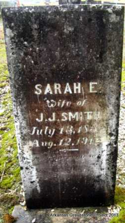 SMITH, SARAH E - Polk County, Arkansas | SARAH E SMITH - Arkansas Gravestone Photos