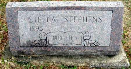 STEPHENS, STELLA - Polk County, Arkansas | STELLA STEPHENS - Arkansas Gravestone Photos