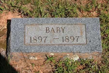 UNKNOWN, BABY - Polk County, Arkansas   BABY UNKNOWN - Arkansas Gravestone Photos