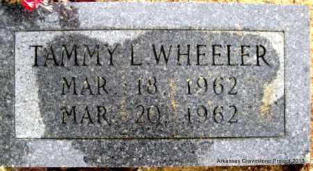WHEELER, TAMMY L - Polk County, Arkansas | TAMMY L WHEELER - Arkansas Gravestone Photos