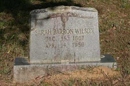 WILSON, SARAH - Polk County, Arkansas   SARAH WILSON - Arkansas Gravestone Photos