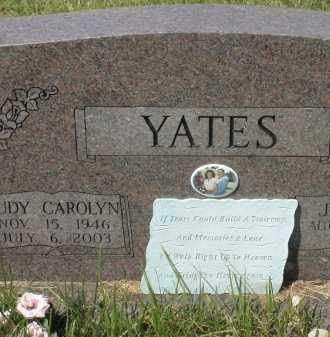 YATES, JUDY CAROLYN - Polk County, Arkansas | JUDY CAROLYN YATES - Arkansas Gravestone Photos
