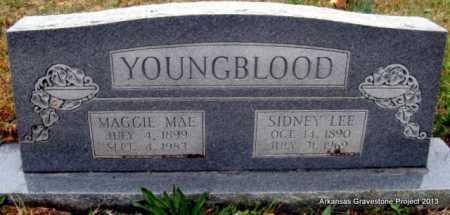 YOUNGBLOOD, SIDNEY LEE - Polk County, Arkansas | SIDNEY LEE YOUNGBLOOD - Arkansas Gravestone Photos