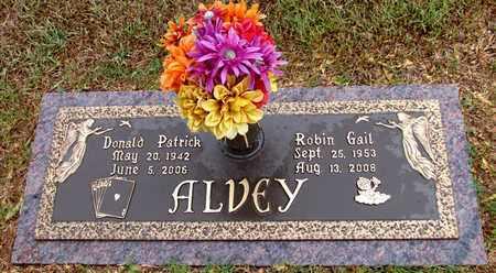 ALVEY, DONALD PATRICK - Pope County, Arkansas | DONALD PATRICK ALVEY - Arkansas Gravestone Photos