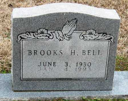 BELL, BROOKS H - Pope County, Arkansas | BROOKS H BELL - Arkansas Gravestone Photos