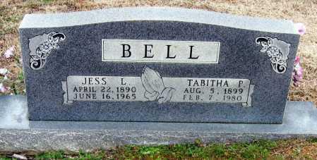 BELL, JESS L - Pope County, Arkansas   JESS L BELL - Arkansas Gravestone Photos