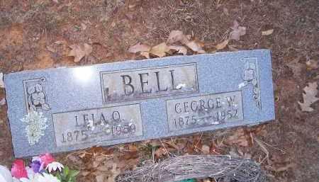 GRINSTEAD BELL, LELA OLA - Pope County, Arkansas | LELA OLA GRINSTEAD BELL - Arkansas Gravestone Photos