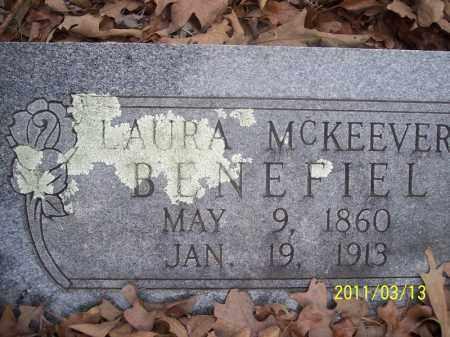 BENEFIEL, LAURA - Pope County, Arkansas   LAURA BENEFIEL - Arkansas Gravestone Photos