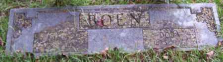 BOEN, DORA KELLY - Pope County, Arkansas | DORA KELLY BOEN - Arkansas Gravestone Photos