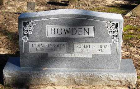 BOWDEN, ROBERT SANDERS (BOB) - Pope County, Arkansas | ROBERT SANDERS (BOB) BOWDEN - Arkansas Gravestone Photos