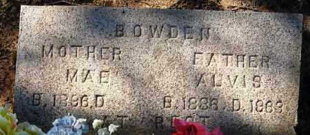 WHORTON BOWDEN, MAE - Pope County, Arkansas | MAE WHORTON BOWDEN - Arkansas Gravestone Photos