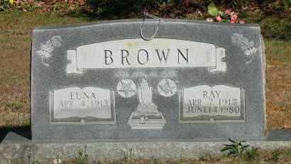 BROWN, RAY - Pope County, Arkansas | RAY BROWN - Arkansas Gravestone Photos