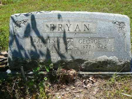 BRYAN, GEORGE W - Pope County, Arkansas | GEORGE W BRYAN - Arkansas Gravestone Photos