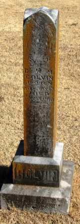 COLVIN, S J - Pope County, Arkansas | S J COLVIN - Arkansas Gravestone Photos