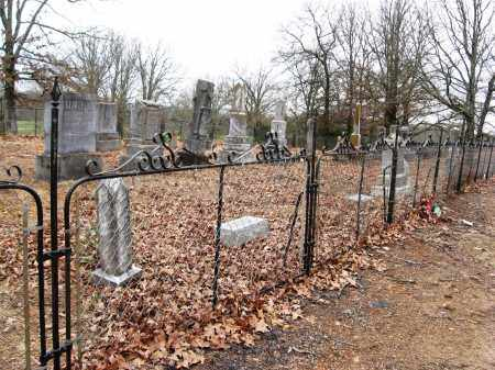 *DARR CEMETERY GATE VIEW,  - Pope County, Arkansas    *DARR CEMETERY GATE VIEW - Arkansas Gravestone Photos