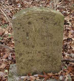 EDWARDS, JAMES  - Pope County, Arkansas   JAMES  EDWARDS - Arkansas Gravestone Photos