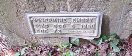 EMBRY, JOSEPHINE - Pope County, Arkansas   JOSEPHINE EMBRY - Arkansas Gravestone Photos