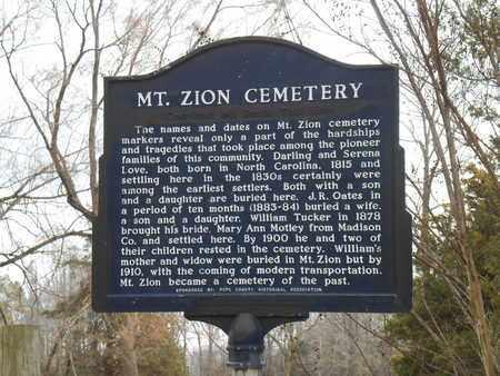 *ENTRANCE SIGN,  - Pope County, Arkansas |  *ENTRANCE SIGN - Arkansas Gravestone Photos