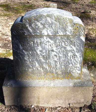 AKINS GRANT, MARY E - Pope County, Arkansas | MARY E AKINS GRANT - Arkansas Gravestone Photos